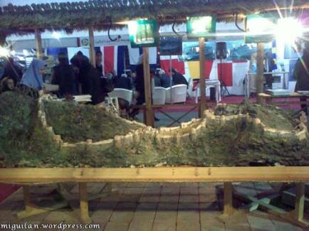ماکت قلعه رودخان