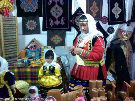 نمایشگاه صنایع دستی . گردشگری گیلان